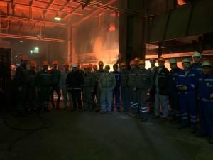 topilnica metalurgija metalurshka industrija rabotnici Feni 6mar18 - GSOL