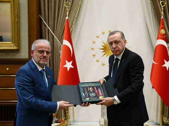 Dzaferi i Erdogan