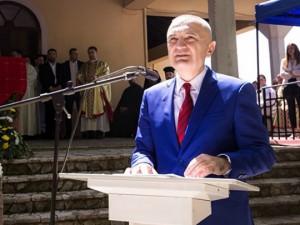 Ilir Meta vo Skadar apr18 - PretsAlb