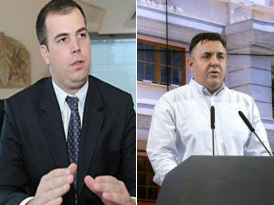 Kiril Bozhinovski i Hristijan Delev