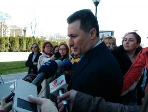 Nikola Gruevski po Titanik vo nova zgrada na Krivichen sud 2pr18 - Meta