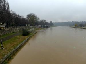 Vardar izlean Skopje park reki poplavi 1de17 - Grad Skopje