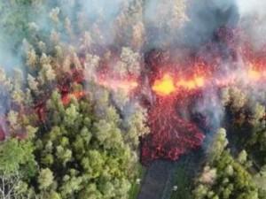 Hawaii erupcija vulkan Kilauea 3maj18