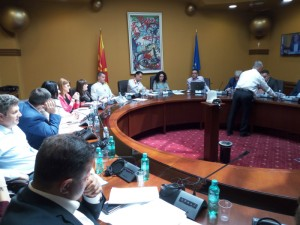 Sobranie Komisija za transport vrski i ekologija zakon za AVMU 10maj18 - Meta