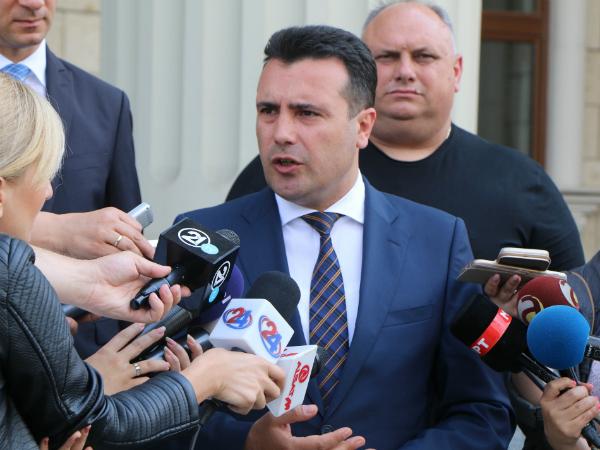Zoran Zaev sudenje Potkup 15maj18 - SDSM