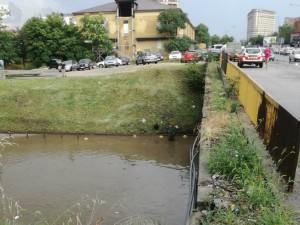 1 Poplaven podvoznik Juzhen bulevar 13jul2018 - Meta