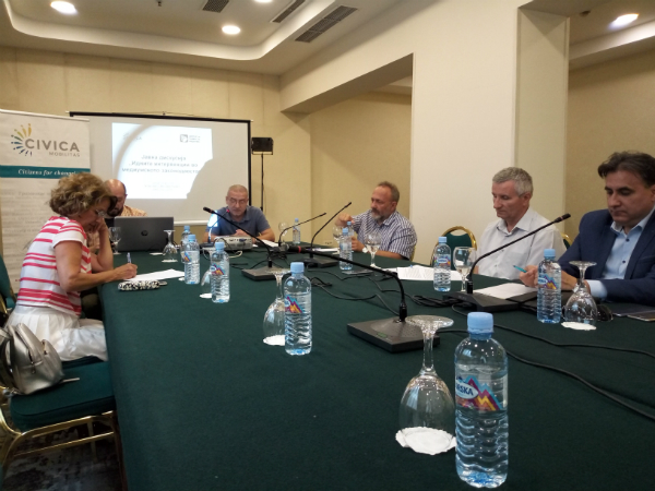 Diskusija za idni mediumski reformi hotel Best Western Skopje 25jun18 - Meta