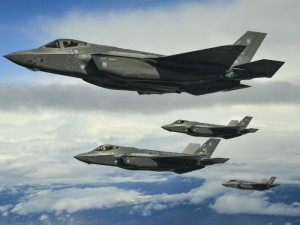 F-35 avioni SAD NATO - Air Combat Command