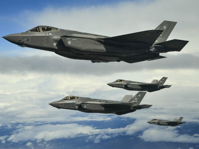 F-35 avioni SAD NATO - Air Combat Command