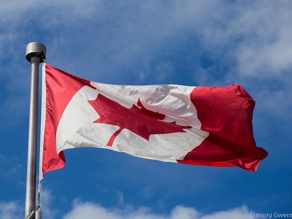 Kanada zname