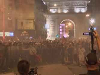 Protesti Sobranie