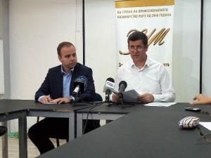ZNM pres Dragan Sekulovski i Naser Selmani 29jun18 - Meta