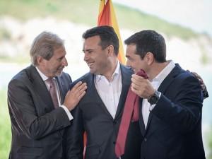 Zaev, Cipras, Han kravata