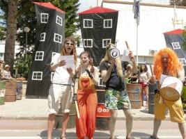 4 Protest karvan Ohridsko Ezero 31jul18 - Ohrid SOS