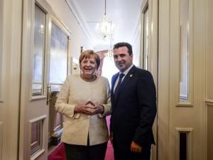 Merkel i Zaev