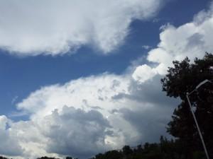 Oblaci leto vedro oblachnost 26maj18 - Meta