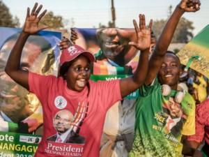 Zimbabwe izbori 30jul18