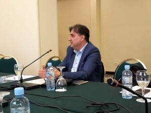 Zoran Trajchevski nastan na CRM Best Western Skopje 25jun18 - Meta