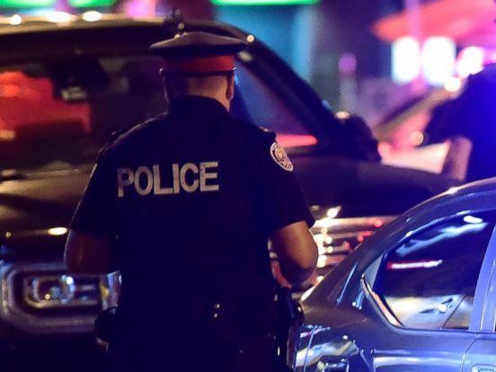 toronto policija