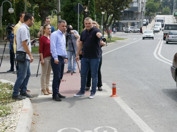 velosipedska pateka Visar Ganiu ul Vtora Makedonska Brigada 27jul18 - OpsChair