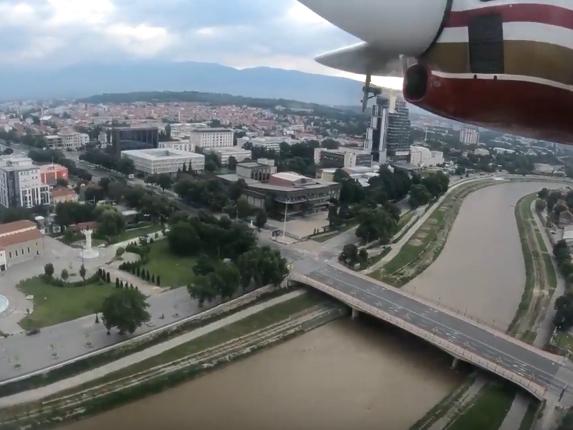 1 Avionsko prskanje protiv komarci jul18 - GradSkopje