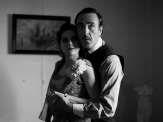 Film Ljubovnikot Igor Angelov i Natalija Teodosieva - Skopje Film Studio