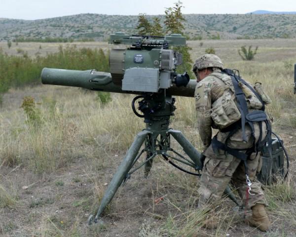 Krivolak vezhba vojnik raketen frlach peshadija SAD 15avg18 - MO