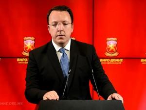 Aleksandar Nikoloski 20sep18 - VMRO-DPMNE
