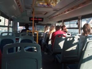 JSP dvokaten avtobus patnici gradski prevoz bileti sedishta 19sep18 - Meta