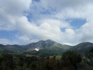 Nebo oblaci planina vedro 8jul18 - Meta