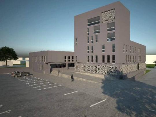 Ohrid nov Zdravstven dom