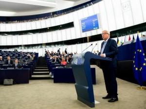 Жан Клод Јункер годишно обраќање Стразбур 12сеп18 - ЕК