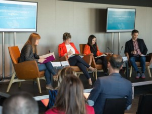 Liljana Pecova Ilieska konferencija Podgorica Regionalen indeks na otvorenost - okt18 - Meta