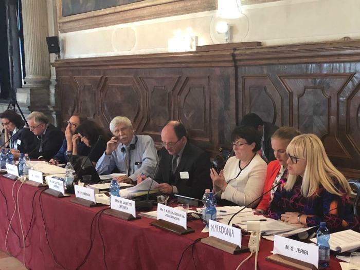 Renata Deskoska na Veneciska komisija 19okt18 - MinPravda