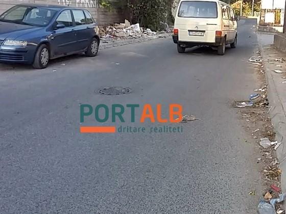 Tetovo ulici chistenje