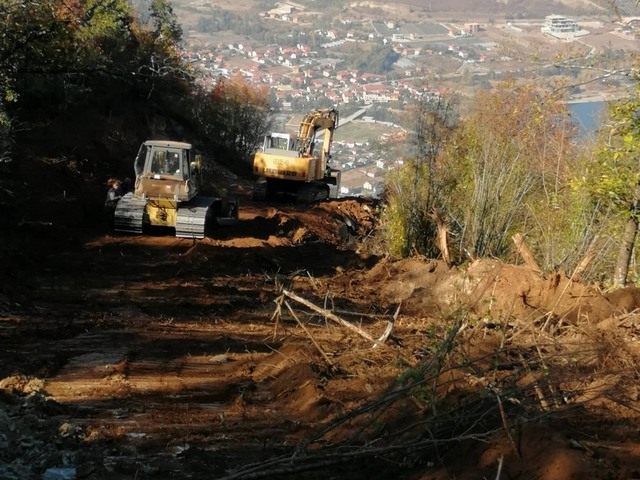 The law for protection of park-forest Vodno will be finished