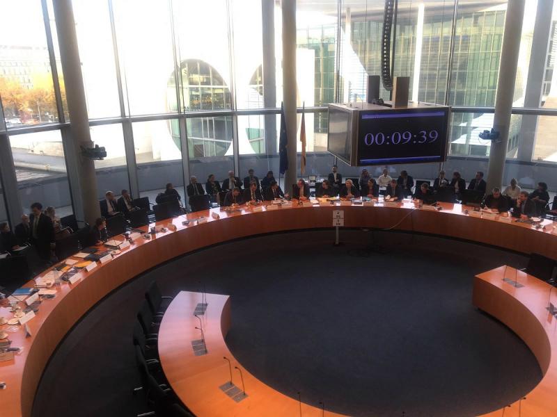 Dimitrov vo Bundestagot 7noe18 - MNR
