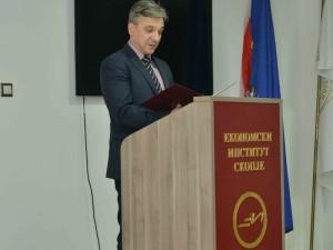Prof d-r Zoran Janevski Ekonomski Institut Skopje sept19 - nivna