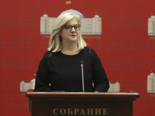 Sonja Mirakovska