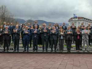 Zaednichka vladina sednica Kosovo i Albanija vo Pekj 26noe18