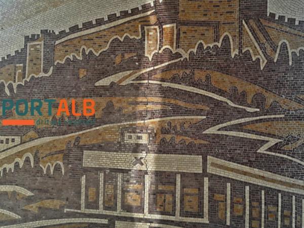 raspukan mozaik na Ploshtad Skenderbeg 23noe18 - Portalb