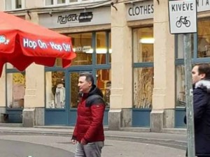 Nikola Gruevski vo Budimpeshta 11dek18 - Copyright Dan Nolan