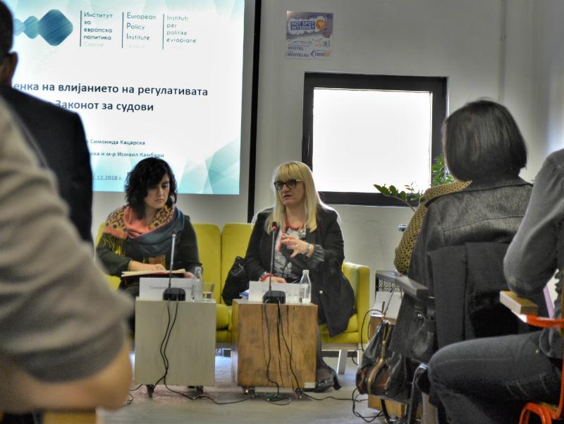 Renata Deskoska tribina EPI 11noe18 - MinPrav
