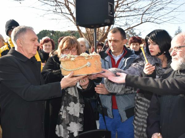 Sveti Nikola Prilep slava Ilija Jovanoski Violeta Jovanoska Kiril Nebrezhanec 19dek18