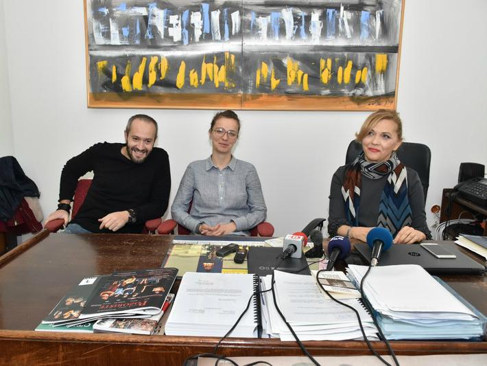 Zoran Ivanoski Angela Naumoska Menche Karadzoska Prilepski teatar 4dek18 - Meta