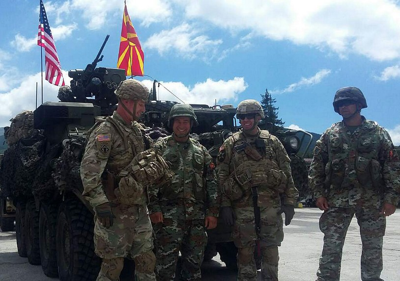 Largest international military exercise until now to be held in