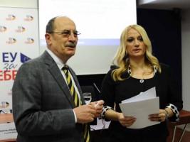 Mirce Cekredzi i Marina Tuneva
