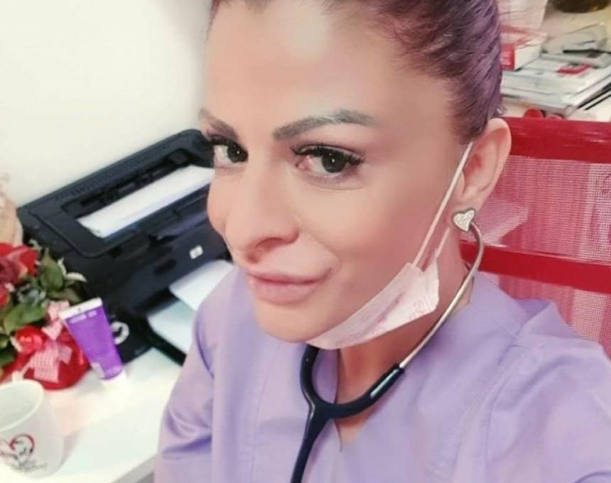Д-р Весна Стојанова - Атанасовска, педијатар