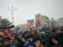protest vmro pred sobranie 2