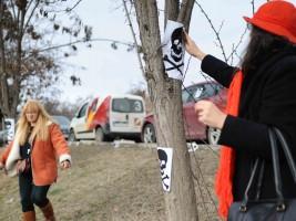 2 Drisla protest ekologisti 1fev19 - Borche Popovski